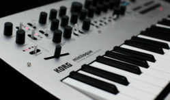 Korg Minilogue affordable polyphonic analog synth announced
