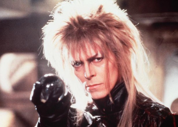 David Bowie auditioned for Lord of the Rings