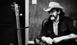 Livestream Lemmy's memorial service on YouTube