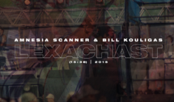Bill Kouligas and Amnesia Scanner collaborate on 'LEXACHAST'