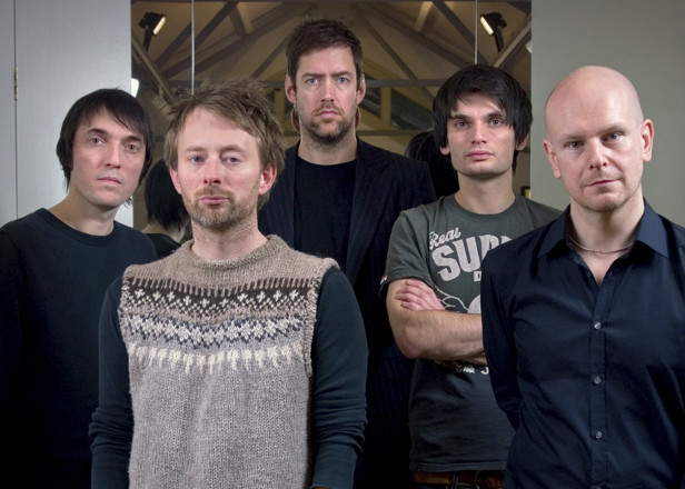 Radiohead are touring in 2016