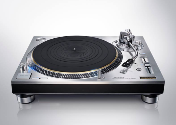 The Technics SL-1200GAE turntable is finally here