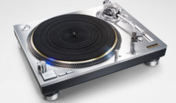 The new Technics SL-1200 turntables will cost $4000 each