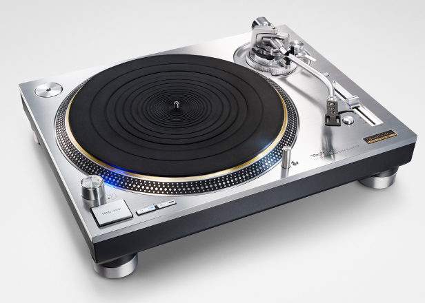One of those new Technics SL-1200 turntables will cost $4000