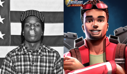 A$AP Rocky voices Falcon in new Avengers game