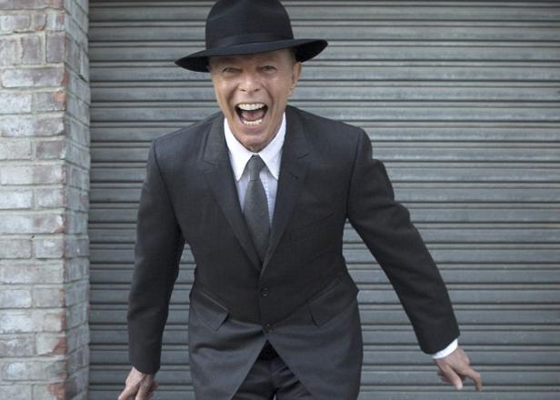 Watch the first episode of David Bowie's Blackstar Instagram mini-series