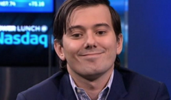 Martin Shkreli is trying to buy Kanye West's album so no one can hear it