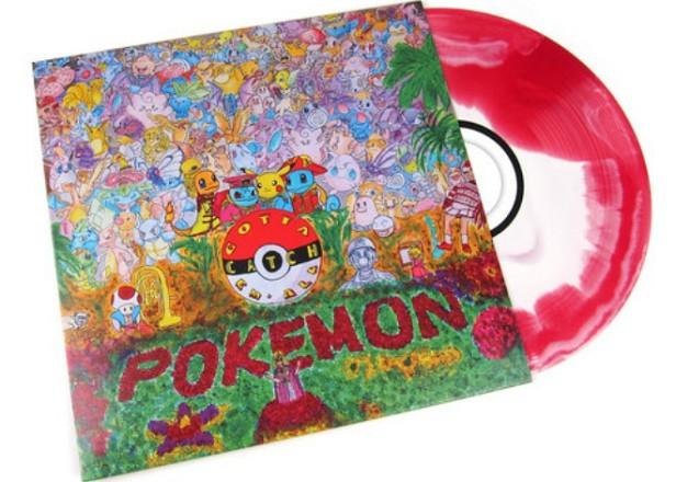 Pokémon Game Boy soundtrack released as Sgt. Pepper-themed vinyl