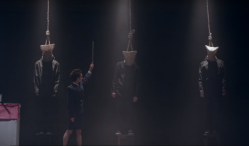 "Pussy Riot share video for Dave Sitek-produced ""Chaika"""