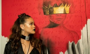 Rihanna's ANTI is no fun, and that's no problem