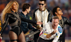 Beyoncé reigns supreme at the Super Bowl
