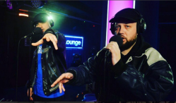 Kurupt FM just performed the rudest Radio 1 Live Lounge in history