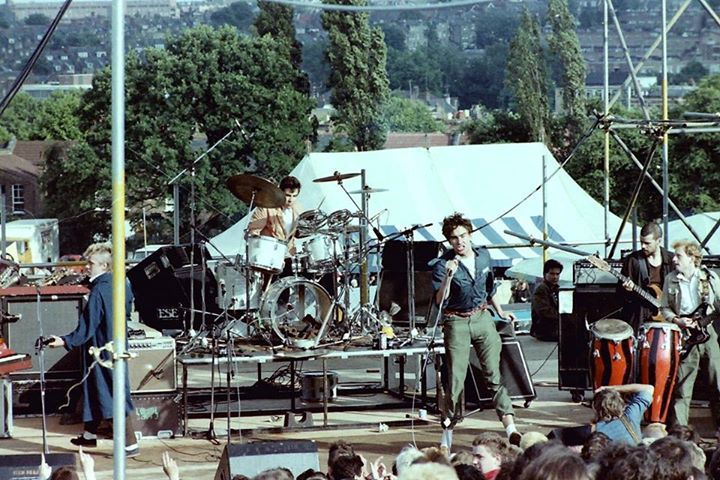 The Pop Group Ally Pally 1980