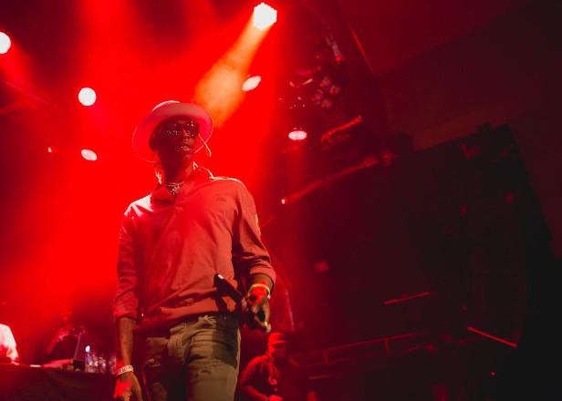 Young Thug drops I'm Up mixtape