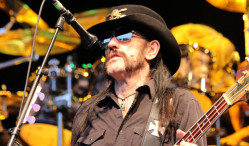 Lemmy to be immortalised in bronze at favourite LA bar