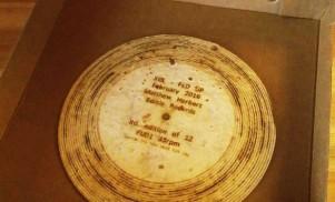 Matthew Herbert has actually released a tortilla record