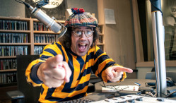 Nardwuar returns with first interview since suffering stroke