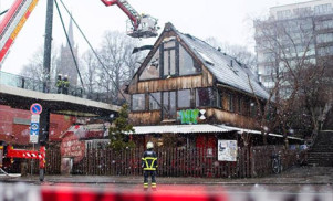 Golden Pudel to reopen within the month following suspected arson