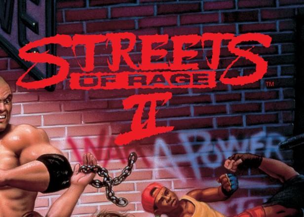 Streets of Rage II