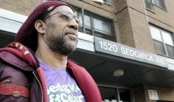 NYC Mayor renames Bronx block Hip Hop Boulevard