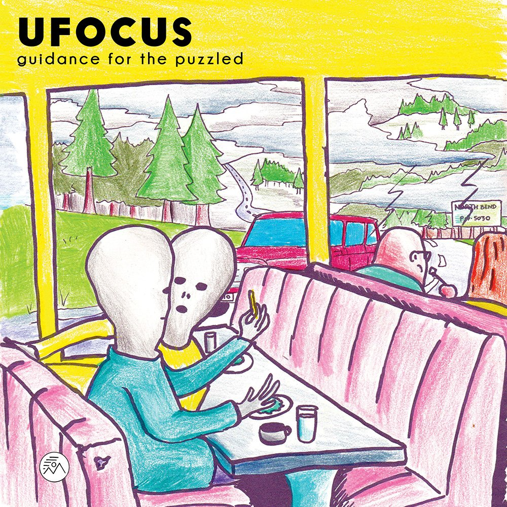 Legowelt is Ufocus on paranormal techno LP, Guidance for the Puzzled