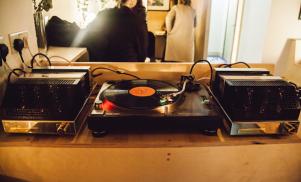 London vinyl bar lets you play records on Martin Hannett's soundsystem