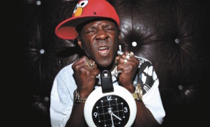 """Public Enemy's Flavor Flav on a Donald Trump presidency: """"Sit back and let the man do his job"""""""