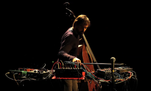 Drone artist Otto Lindholm on the bellowing bass storms of his debut album — stream it now