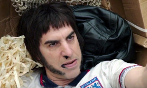 Liam Gallagher once threatened to stab Sacha Baron Cohen in the eye