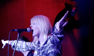 "Domino's White Lung at SXSW: ""It's easy to hide behind a veil of snark"""