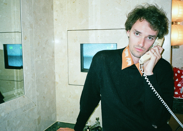 John Roberts returns with third album, Plum