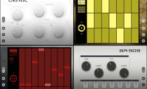 Liine releases Skram app for iPad with four instruments in one