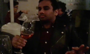 Kanye West is using Aziz Ansari's 'Famous' tribute as the song's official video