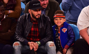 Watch Swizz Beatz's 5-year-old son make a beat with Q-Tip