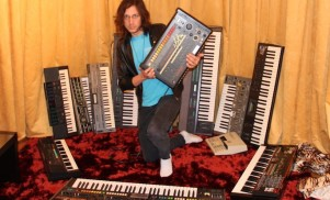 """Legowelt makes """"ritualistic neuroscience music"""" as Occult Oriented Crime on Just A Clown on Crack"""