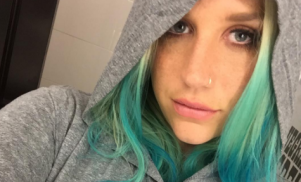 "Kesha is back in the studio ""finding her voice again"""