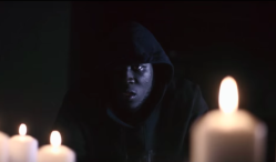 Stormzy releases dark clip for new track 'Scary'