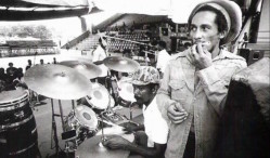 Hear the evolution of reggae drumming in under three minutes