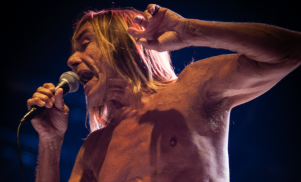Iggy Pop to chronicle Stooges history in memoir Total Chaos