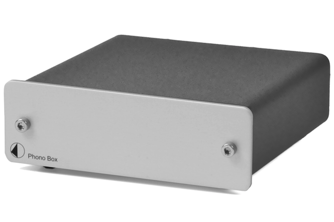 Best phono amplifiers - Pro-Ject Phono