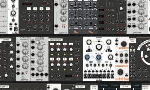Softube creates a modular synth for your laptop