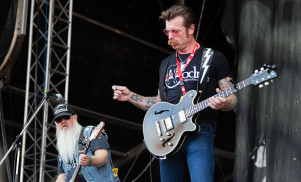 Eagles Of Death Metal dropped from French festivals following frontman's terrorism comments