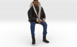 Drake's Views meme has been turned into a 3D-printed figurine