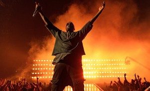 Kanye West says he may start tour in September