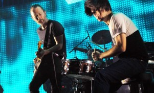 Watch Radiohead perform 'Burn The Witch' for the first time live
