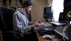 Learn how to master sampling with Scottish sample master Jaisu