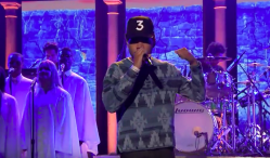 Watch Chance The Rapper perform celebratory new track 'Blessings'