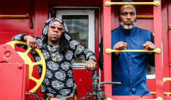 Shabazz Palaces to release live album via Third Man this spring