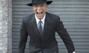 If you expose David Bowie's Blackstar to sunlight something incredible happens