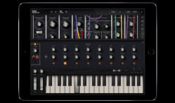 Moog recreates classic Model 15 modular synth in iOS app